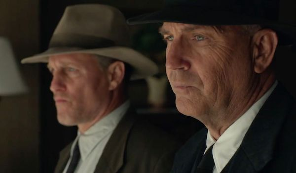 THE HIGHWAYMEN (2019) Movie Trailer: Kevin Costner & Woody Harrelson Hunt Fugitives Bonnie & Clyde
